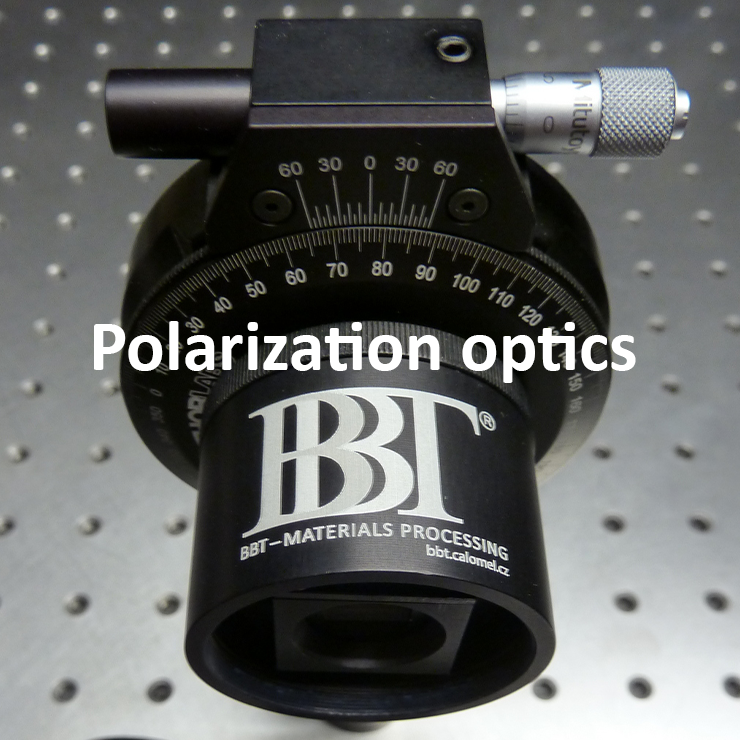 Polarization optics