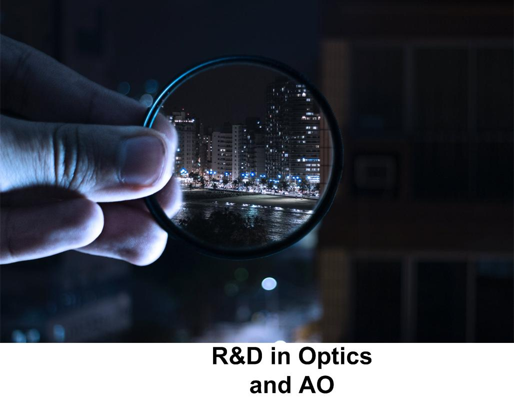 Optics and Accusto-Optics